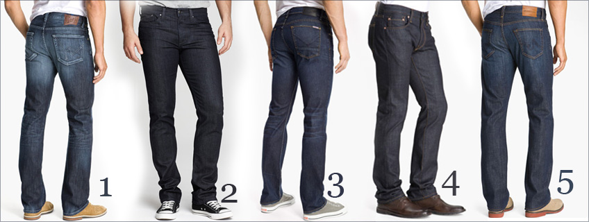 Denim Guide for You and Your Man