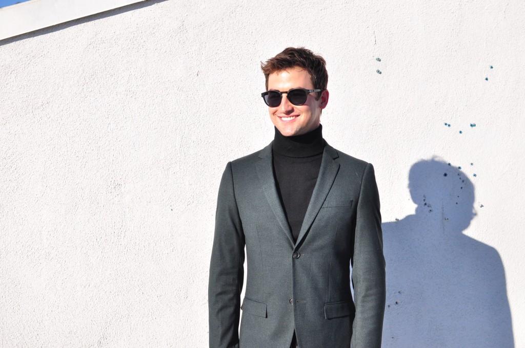 How To Wear A Turtleneck Men S Fashion
