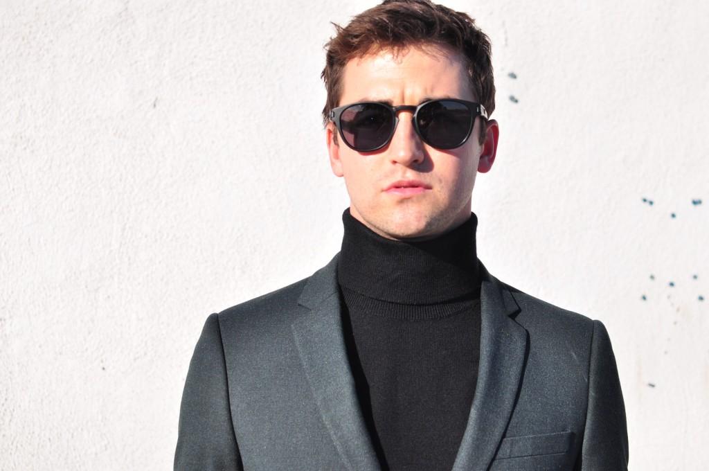 How to Wear a Turtleneck- Men's Fashion