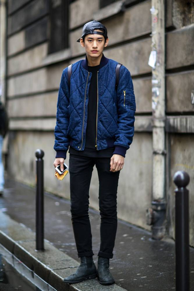 The Bomber Jacket: How to style menswear's transitional must-have02