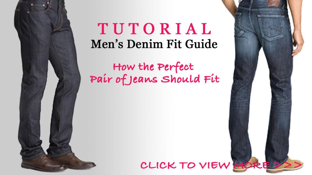 Best Fitting Jeans For Men