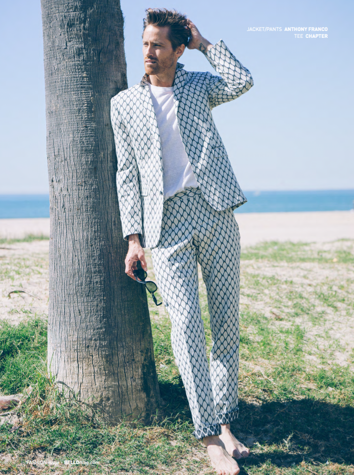How to Style a Spring and Summer Suit