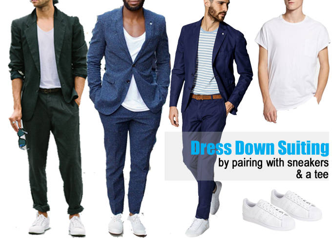 How to Style a Spring and Summer Suit - Miss Zias