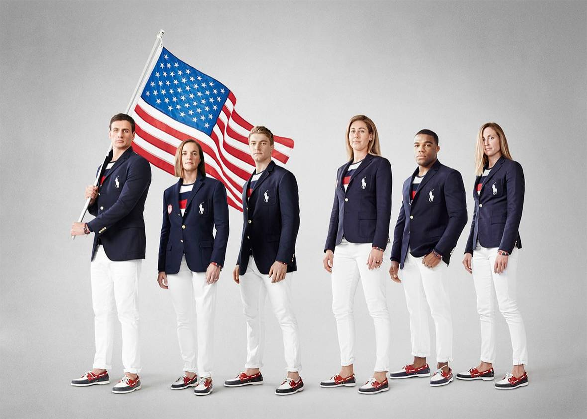 Team USA'S Nautical Style – How to Wear it