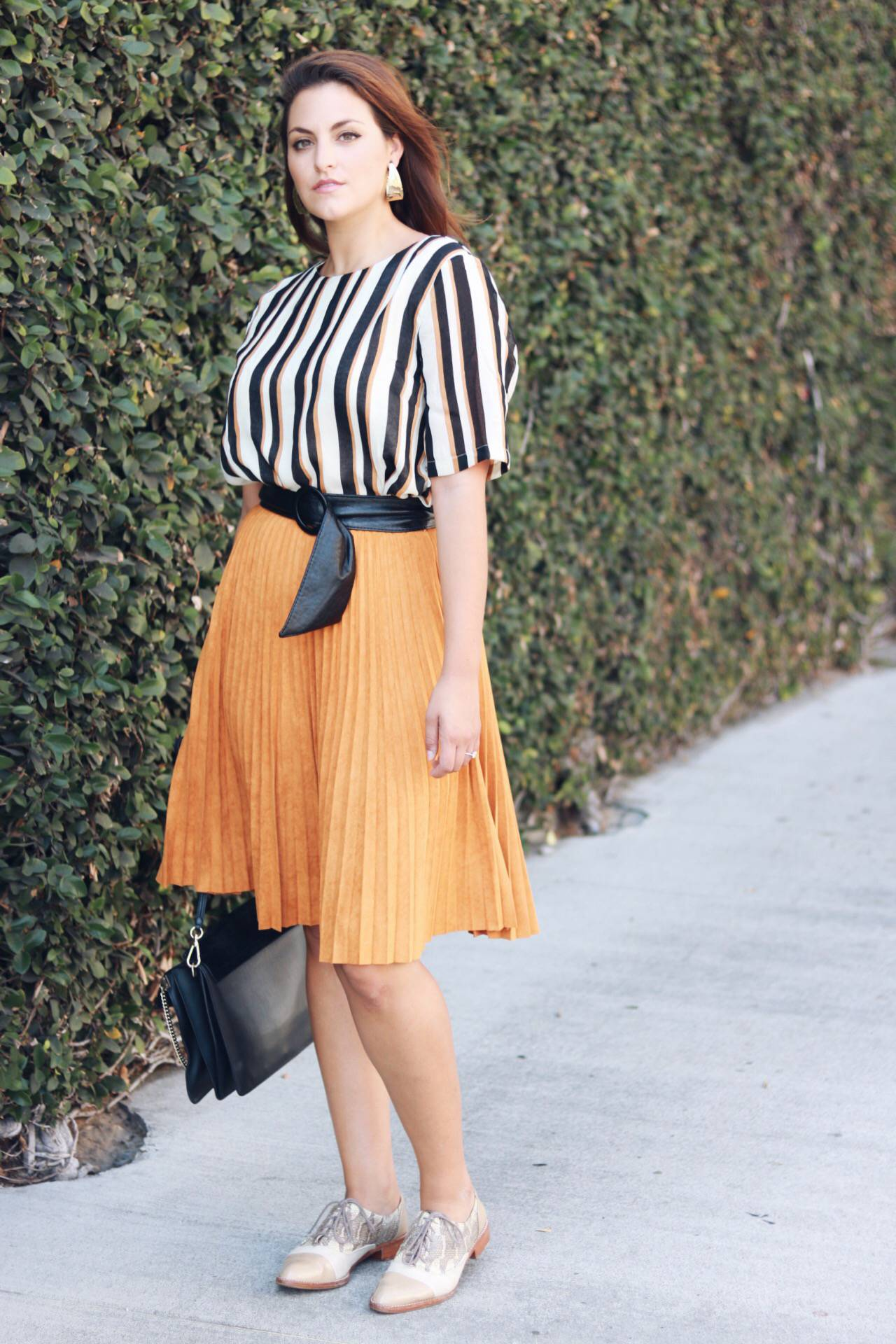 5 best pleated skirts: how to wear pleated skirts